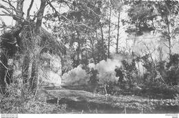 PHL Photo Cpsm MILITARIA. Troupes Aéroportées 1951 Timbre Manquant - Manoeuvres