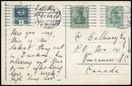 1911, Deutsches Reich, PP 27 C121/01, Gest. - Deutschland