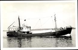 Cp Frachtschiff AE 5 Th. Klingenberg Emden - Non Classés