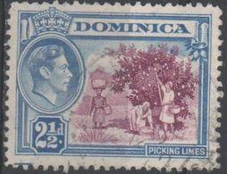 Dominica - #101a - Used - Dominica (1978-...)