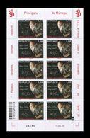 Monaco 2020 Mih. 3491 Fight Against COVID-19 Coronavirus. Prince Albert II (M/S) MNH ** - Monaco