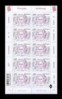 Monaco 2020 Mih. 3492 Music. Composer Ludwig Van Beethoven (M/S) MNH ** - Monaco