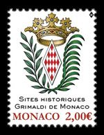 Monaco 2020 Mih. 3497 Association Of Former Strongholds Of The Grimaldis MNH ** - Monaco