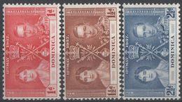 Dominica - #94-96(3) - MNH - Dominica (1978-...)