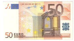 """50 Euro """"V"""" M002A1 - 50 Euro"""