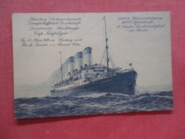 Cap Trafalgar    Ref 4211 - Steamers