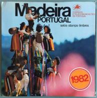 Madeira: Yearbook 1982 Postfrisch / MNH / Neuf - Madeira