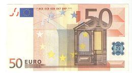 "50 Euro ""Z"" T014A1 - 50 Euro"