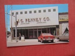 J.C. Penny &  Co  Mother Store Kemmerer Wyoming    Ref 4212 - Etats-Unis
