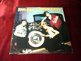 STRAY  CATS  °  RANT N'RAVE  WITH   °°°  33 TOURS - Rock