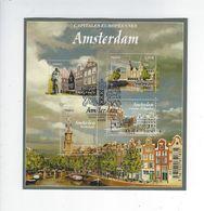 F 5090 Capitales Européennes Amsterdam Oblitéré 1er Jour 2016 - Sheetlets