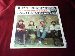 BLUES BREAKERS  JOHN  MAYALL   WITH ERIC CLAPTON    REF 190010  (1965 ) - Vinyl Records