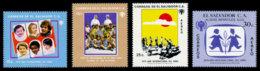 El Salvador, 1979, International Year Of The Child, IYC, United Nations, MNH, Michel 1299-1302 - El Salvador