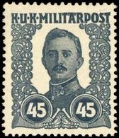 1918, Österreich Feldpost Allgemeine Ausgaben, IX, * - Sonstige