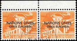 1950, Schweiz Europäisches Amt Der Vereinten Nationen ONU, 1 PF ... - Dienstpost