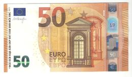 "50 Euro Rare ""RC"" R030B1 - 50 Euro"