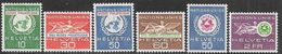 Switzerland 1963  Sc#7O34-9  UN Officials Sets  MNH   2016 Scott Value $4.15 - Officials