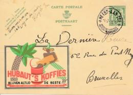 Publibel 289 – 1938 – Café Hubaut's Le Meilleur - Publibels