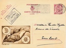 Publibel 813 – 1949 – De Coloradokever Bedreigt Uw Oogst – Verdelg Hem - Werbepostkarten