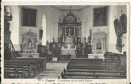 Cugnon - L'Intérieur De La Vieille Eglise (Bertrix) - Bertrix