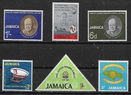 1965 Jamaica 6v. - Jamaica (1962-...)