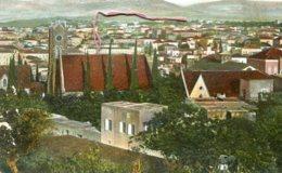LEBANON - Vue De BEYROUTH Et De L'Eglise Americans - Lebanon