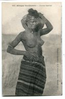 SENEGAL - Afrique Occidentale - Femme Sonrhai - Bear Breasted Female - Good Ethnic - Africa