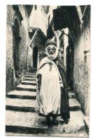 ALGERIA (?) - On Caid - VG Ethnic Etc - Africa