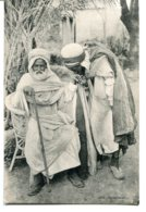 ALGERIA (?) - Salamalec - VG Ethnic Etc - Africa