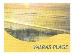 VALRAS PLAGE HERAULT - PLAGE, MER, PLANTES, SOLEIL - PAP ENTIER POSTAL FLAMME NEOPOST 2008, VOIR LES SCANNERS - Holidays & Tourism