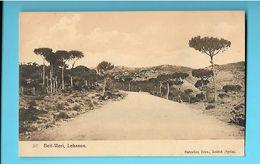 LIBAN--LEBANON----BEIT-MERI--( Peu Courante )--voir 2 Scans - Lebanon