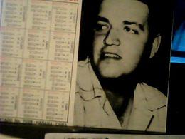 CUBA / KUBA 1977 CALENDARIO RADIO HABANA JOSE ANTONIO ECHEVERRIA   HQ9873 - Calendars