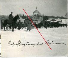 Kirche Church ( Luka)- Ukraine Karpaten (Zloczow-Luka?)-guerre 14/18-WWI Photo Allemande - 1914-18