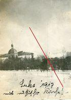 Kirche Church ( Luka)- 1917 -  Ukraine Karpaten (Zloczow-Luka?)-guerre 14/18-WWI Photo Allemande - 1914-18