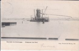 Zeebrugge - Dragueur Du Port - Zeebrugge