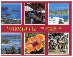 (C 30)  Vanuatu - 6 Views - Vanuatu