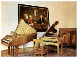 (C 30) Mozart - Salzburg - Austria - Musique Et Musiciens