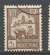 KOUANG-TCHEOU N° 76 OBL - Kouang-Tcheou (1906-1945)