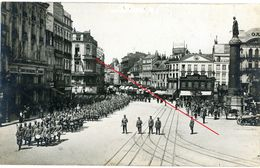 Nordfrankreich - Lille -guerre 14/18-WWI Carte Photo Allemande - 1914-18