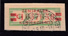 DDR, Dienst:  ZKD 31II C, Gest. (T 16867) - [6] República Democrática