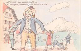 L'affaire Des Coopératives - Mes Enfants, Je N'ai Pas Voulu Le Faire - Guerre 1914-18 - Famine - Collaboration - - Autres