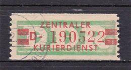 DDR, Dienst:  ZKD 31II D, Ungültig Gest. (T 16869) - [6] República Democrática