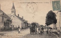St Christophe-en-Boucherie - Le Bourg - Francia