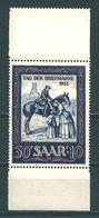 Saar MiNr. 316 **    (sab02) - 1947-56 Ocupación Aliada