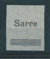 Saar MiNr. 18 P  - Geprüft BPP     (sab02) - 1920-35 Sociedad De Naciones