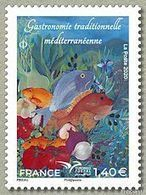 France 2020 - Gastronomie Traditionnelle Méditerranéenne (EUROMED) ** - Ongebruikt