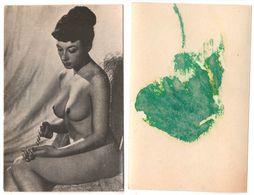 1960s Original ART Home Private 8x5cm Vintage Old Photo Photography Beautiful Erotic Woman NU Eros (8471 - Belleza Feminina (1941-1960)