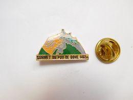 Beau Pin's , Sommet Du Puy De Dôme 1465 M - Cities