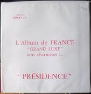 CERES - Jeu PRESIDENCE/FRANCE 2004 (REF. PF2004) - Alben & Binder