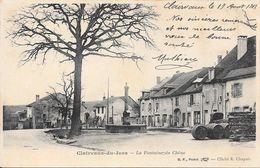 1903 - Clairvaux-du-Jura - La Fontaine Du Chêne - Clairvaux Les Lacs